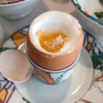 世界一の朝食(半熟卵)(イグレック )