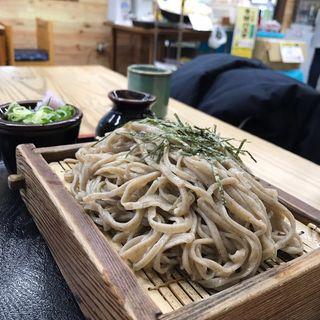 手打ちざる蕎麦(季楽 (きら))
