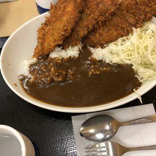 タレかつカレー(かつや 池上駅前店 )