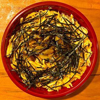 さざえ丼(月曜のお弁当)(まちカフェ あい)