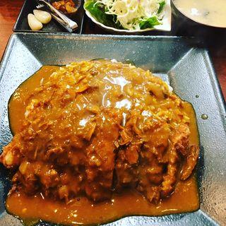 カツカレー(キッチン谷沢 (キッチン・タニザワ))