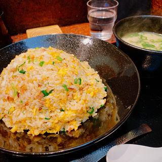 炒飯(中華麺食堂 亀吉 )