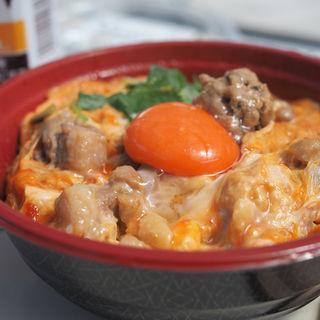 極・特上親子丼(テイクアウト)(鴨と醸し 鼓道)