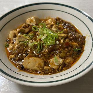 麻婆豆腐(しろくま)