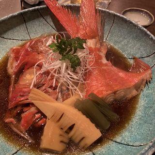 金目鯛の煮付け(和さ美 (わさび))