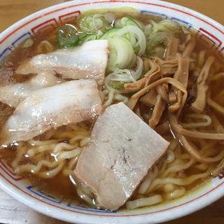 中華そば(まこと食堂 (まことしょくどう))