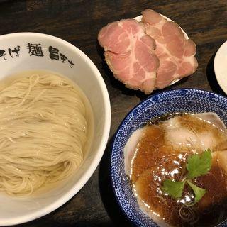昆布水つけ麺(麺 昌まさ)