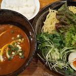 豚カレーつけ麺
