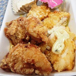 鶏笑弁当(鶏笑 川崎上平間店)