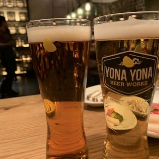 (YONA YONA BEER WORKS  恵比寿東口店)