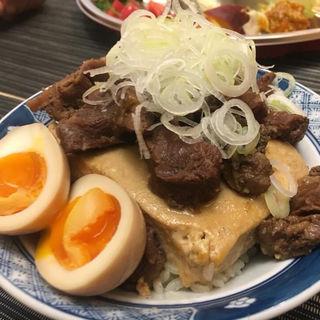 マトンめし(めし ひろ田)