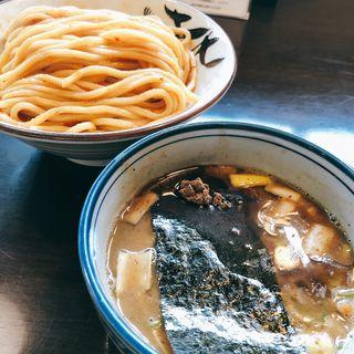 辛めんつけ(つけ麺 真)
