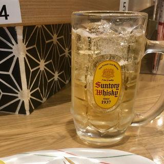ハイボール(串鳥 南7条店)