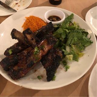 牛の骨付きBBQ(PROA Restaurant Guam )