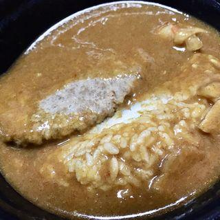 ハンバーグカレー丼(セイコーマート 山鼻9条店)