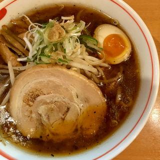 辛醤油らーめん(麺屋 すずらん)