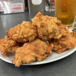 ザンギ(7ヶ)(中国料理 布袋)