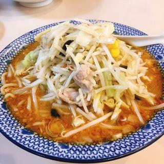 味噌ちゃんぽん(大勝軒 代々木上原)