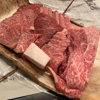 焼肉用熟成肉