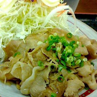 焼肉定食(上郷サービスエリア(上り線) フードコート )