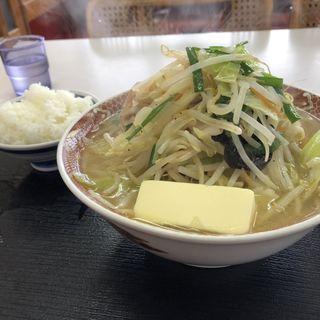 北海道バタータンメン(太麺)(あぢとみ食堂)