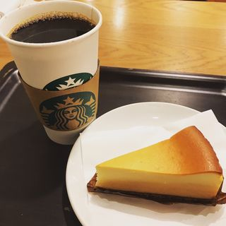 ニューヨークチーズケーキ(スターバックス・コーヒー 東武北千住駅店 (STARBUCKS COFFEE))