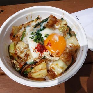 和牛ホルモン丼(焼肉 牛光(ぎゅうみつ))