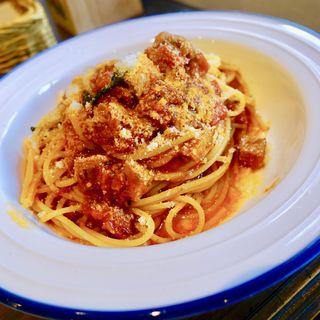 ナポリ風ミートソース(イタリア料理 CIBI)