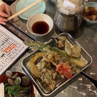 天ぷら(地魚屋台 浜ちゃん  上野店 )