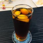 金柑烏龍茶