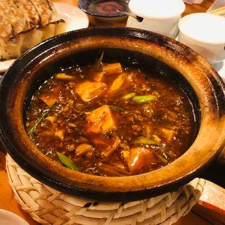 麻婆豆腐(うさぎ食堂 アメリカ村店 (【旧店名】67餃子))