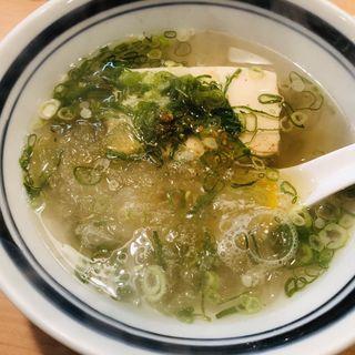 湯豆腐(上川南店 )
