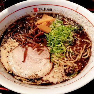 熊本ラーメン(九州麺 本格餃子 清正ノースポート・モール店)
