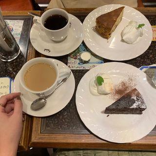 CAKE SET(ぽえむ 高円寺南口店)