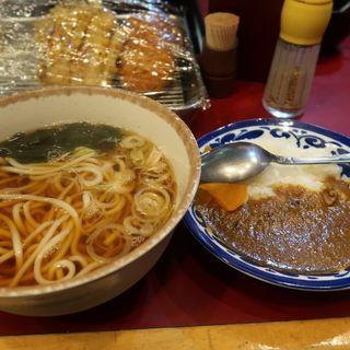 ミニカレーセット(丹波屋 (たんばや))
