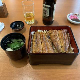 うな重(炭焼きうなぎの魚伊 天五店 (すみやきうなぎのうおい))