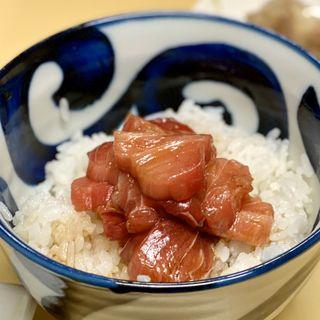 生本鮪丼(幸軒)