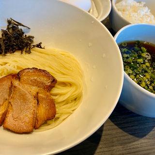 朝ラー/煮干しつけそば(札幌 Fuji屋)