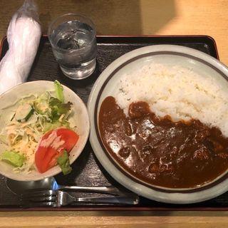 ビーフカレー(串焼きいいくら亭 )