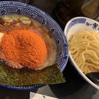 味玉辛辛つけ麺(兼虎 天神店)