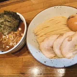 スペシャルつけ麺(ラーメン豚極有)
