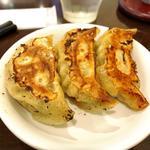 ハーフ餃子(3個)