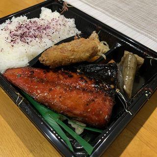 焼き魚定食(魚豊)