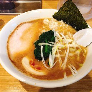 豚骨醤油ラーメン(ラーメン屋 游 )