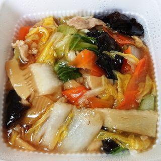 中華丼(中華酒家飯店 角鹿)