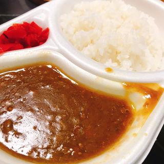 キーマカレー(えんま大王ステーキ)