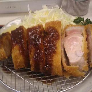 上黒豚ロースカツ(250g)(とんかつ川久 )