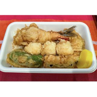 天丼弁当(天ぷら 松島 )