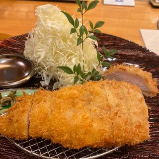 ハーブ鶏のチキンカツ定食(epais coup (エペ クープ))