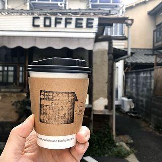 コーヒー(珈琲 二条小屋 (ニジョウコヤ))